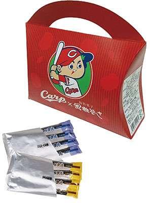 広島東洋カープ 風雅巻きプチバッグ