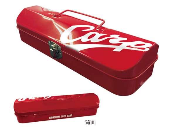 ToolBox型缶ペンケース