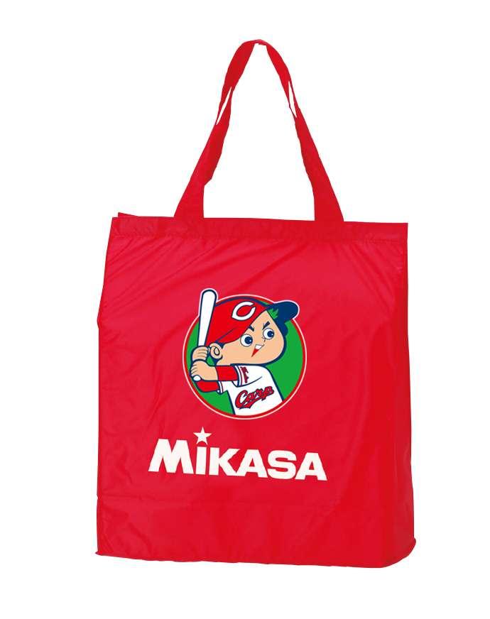 Mikasa×カープレジャーバッグ