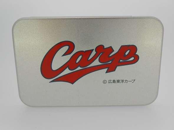 広島東洋カープキラキラ缶