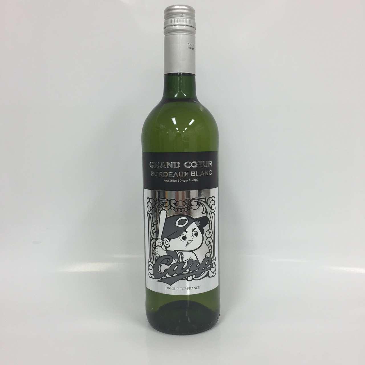 カープワイン グランクール ボルドーブラン
