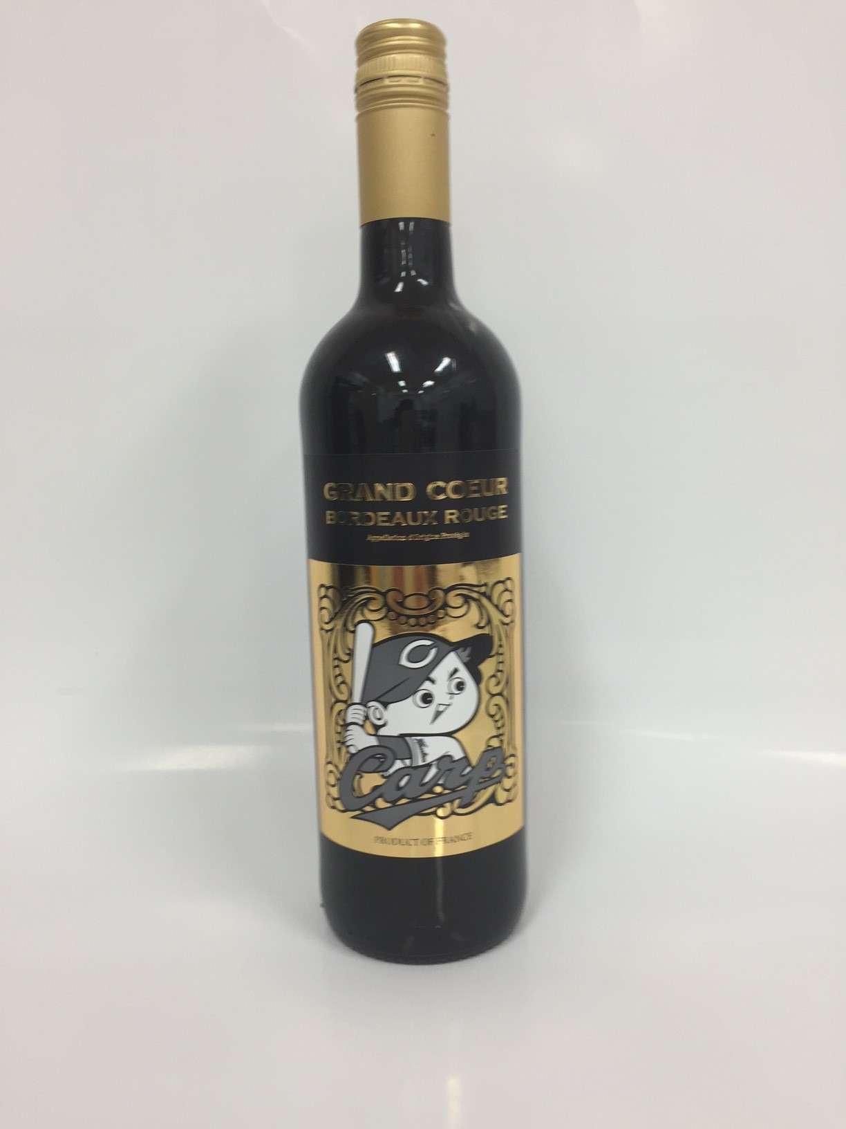 カープワイン グランクール ボルドールージュ