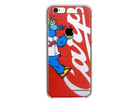 iPhone6/6s/7 カープクリアケース(坊や、ロゴ、キャッチ坊や、スラィリー)