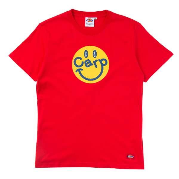 スマイル CarpTシャツ