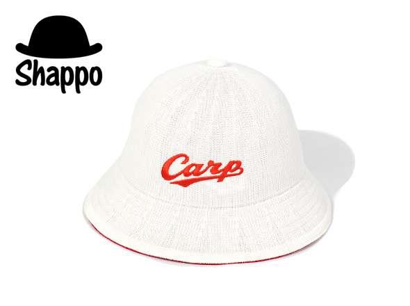 広島東洋カープ×帽子専門店SHAPPO(シャッポ) リバーシブル ベル型ハット