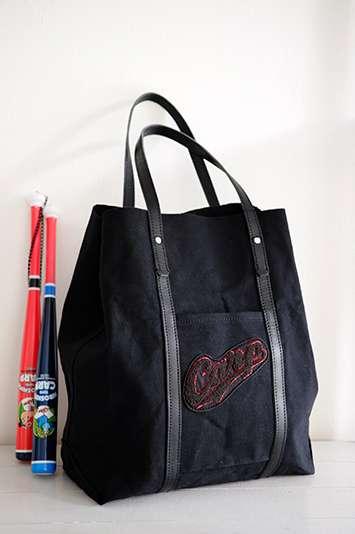 CARP×Kinoshohampu Selvage Tote Bag