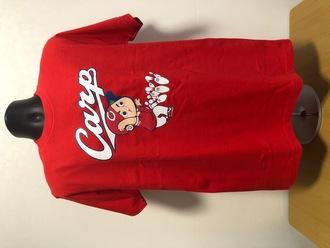 広島Carp × ボウリング・コラボTシャツ2019