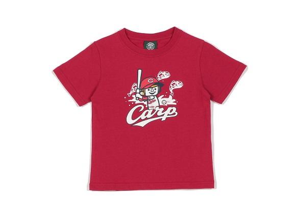 広島カープコラボTシャツ2018キッズ