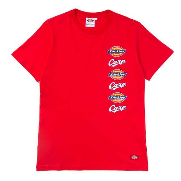 連打ロゴ Tシャツ
