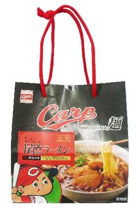 カープ尾道ラーメン1食袋