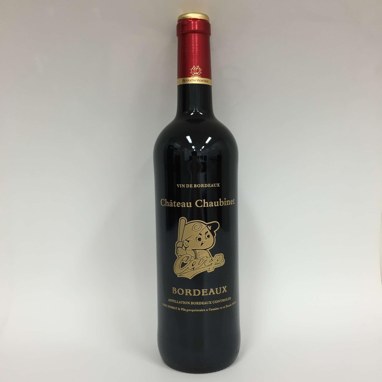カープワイン シャトーショービネ ボルドールージュ
