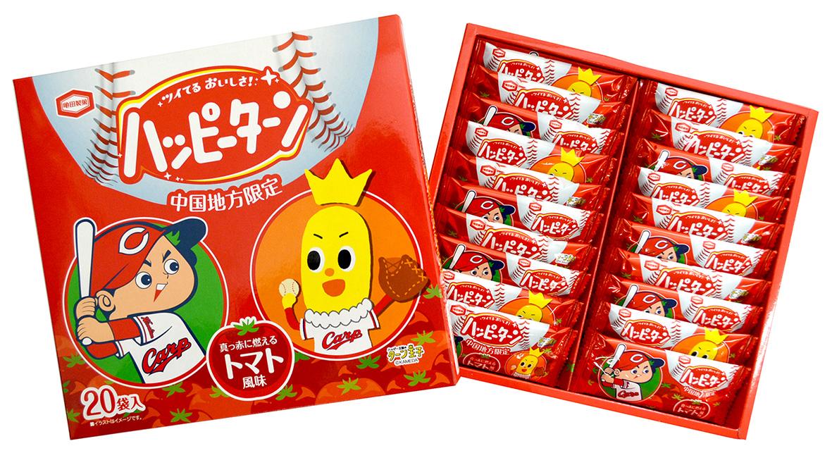 広島東洋カープハッピーターントマト風味