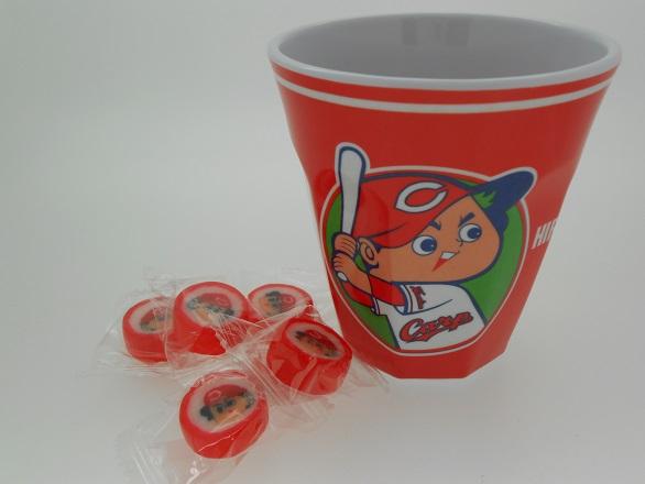 カープ坊やメラミンカップ