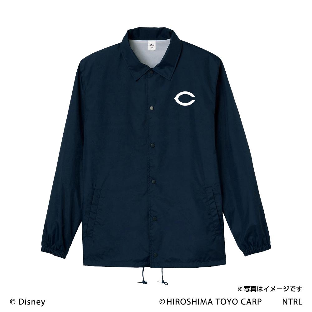 21ミッキーマウス(BASEBALL)/広島東洋カープ コーチジャケット