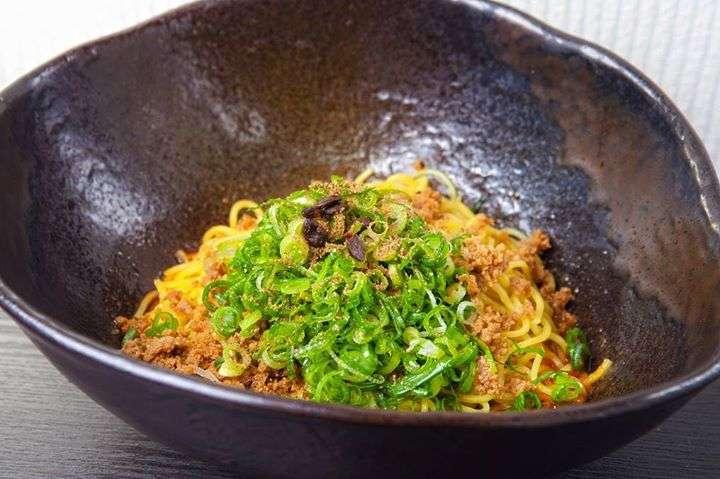 赤ヘル担担麺