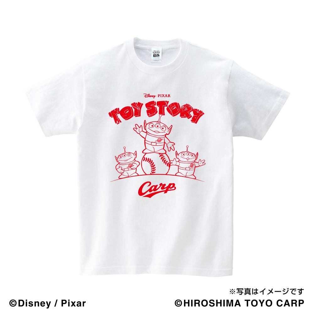 トイ・ストーリー(SHOW TIME)/広島東洋カープ Tシャツ アダルト