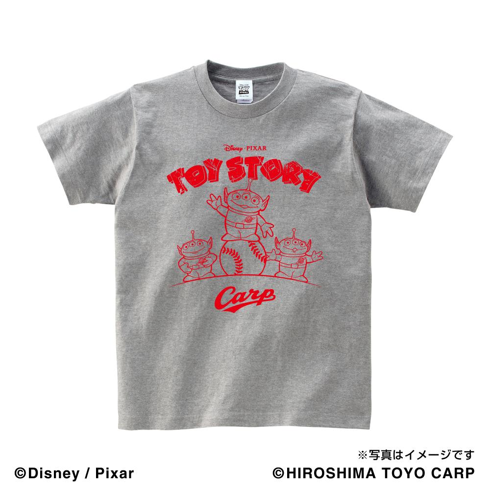 トイ・ストーリー(SHOW TIME)/広島東洋カープ Tシャツ キッズ