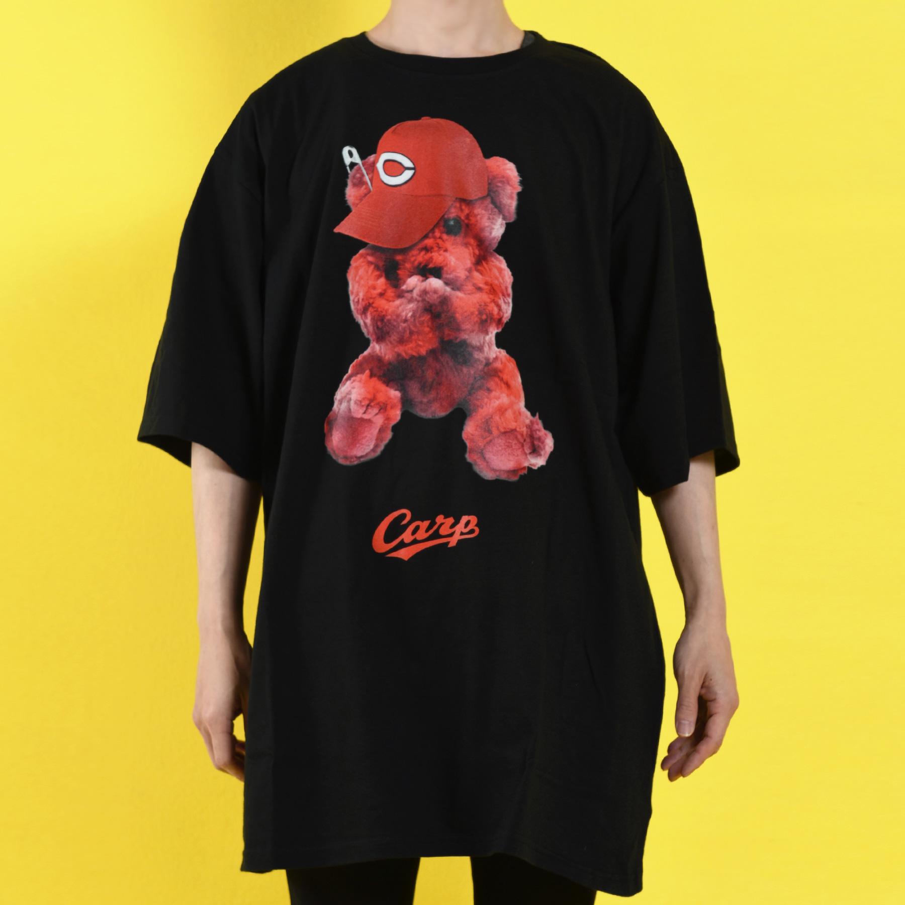 広島カープ NEBER BEAR TEE