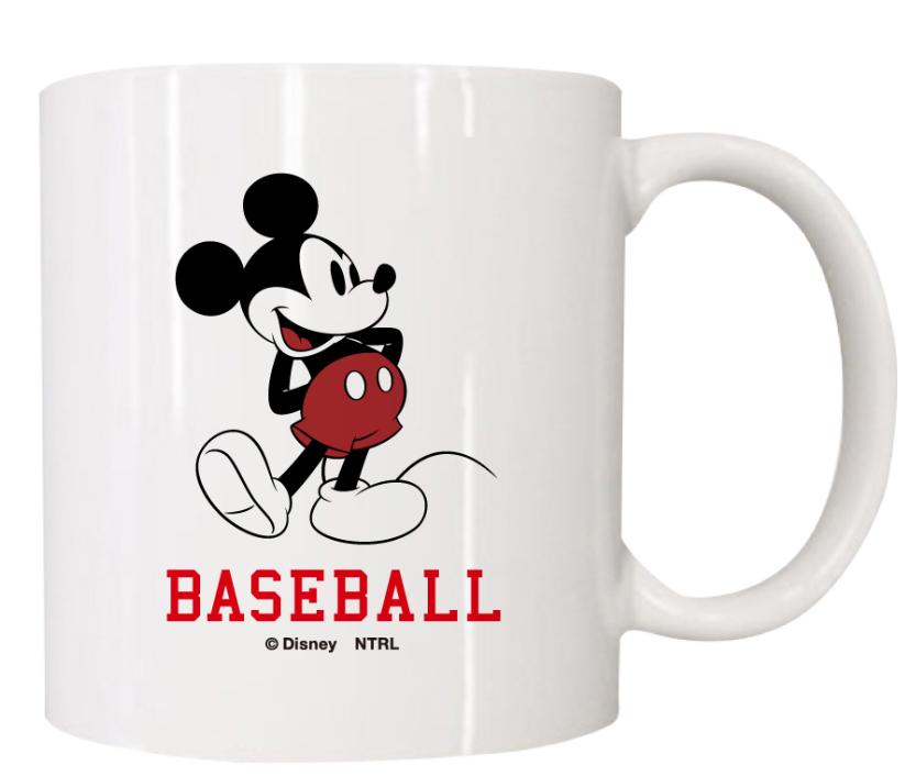 ミッキーマウス×カープ マグカップ