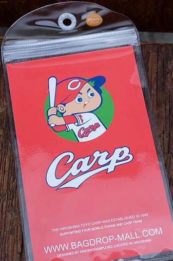 CARP×Kinoshohampu iPhone 6Plus Case